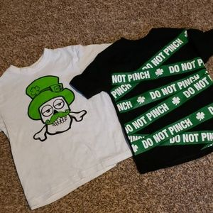 Other - 4/$20 St Patrick's day shirts